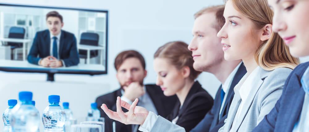 Videoconferência, uma aliada das reuniões corporativas