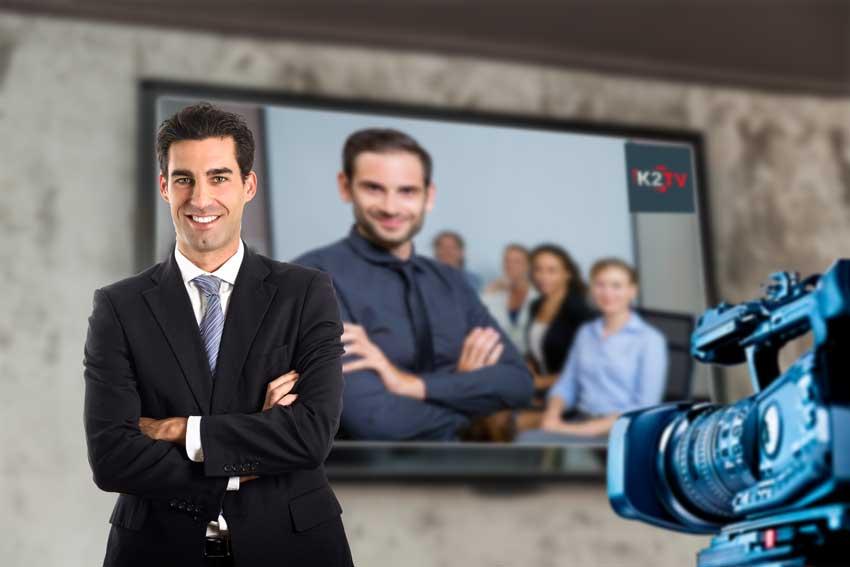 Endomarketing e videoconferência