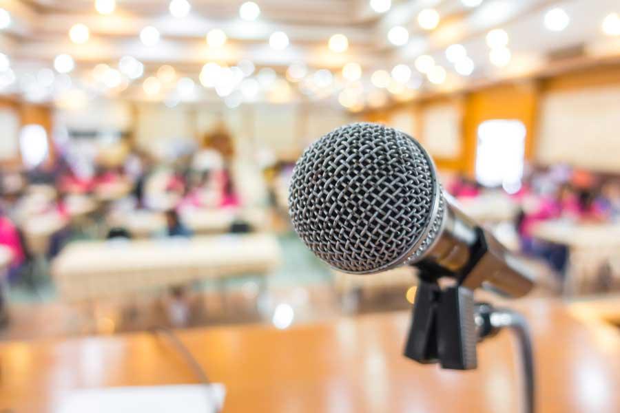 Cobertura de evento ao vivo com WebEx Event Center