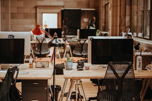 Trabalho remoto e espaços de trabalho mais produtivos