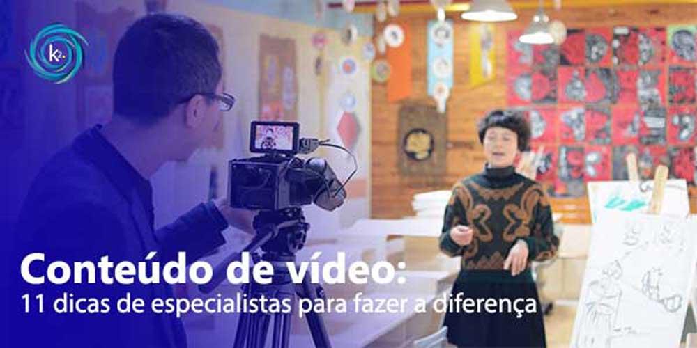 11 dicas para criar conteúdo de vídeo autêntico e atrativo