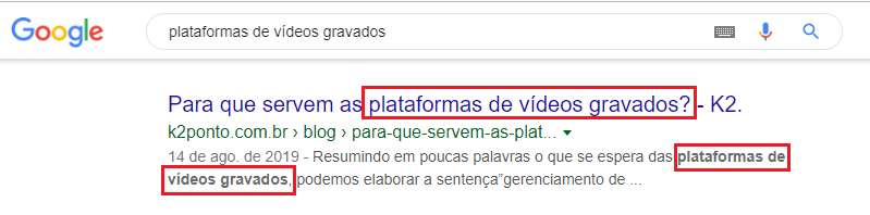 SEO on-page