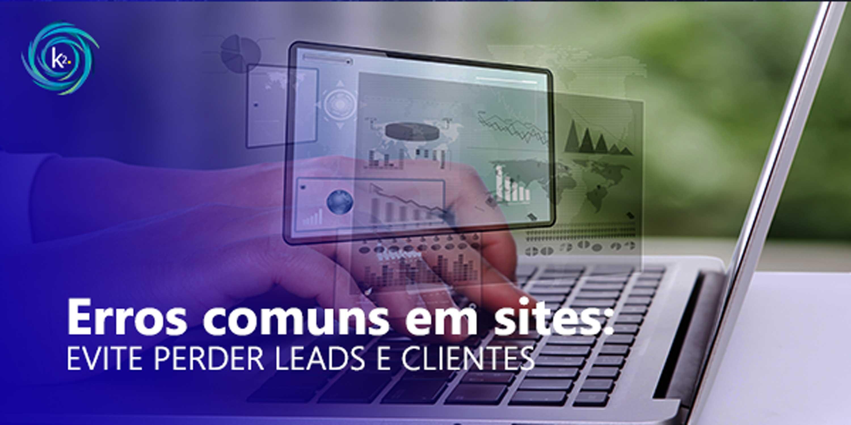 erros comuns em sites