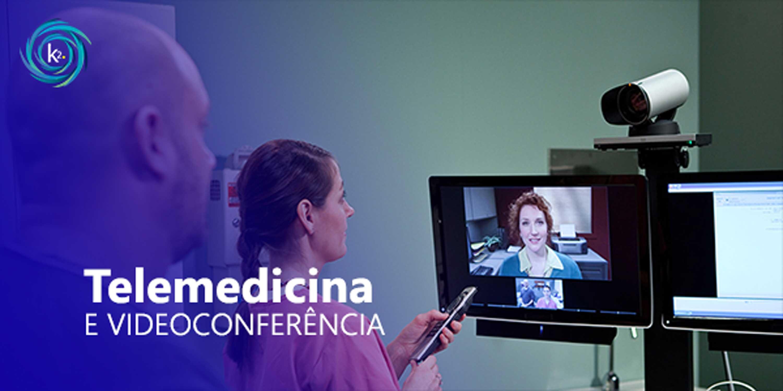 telemedicina e videoconferência