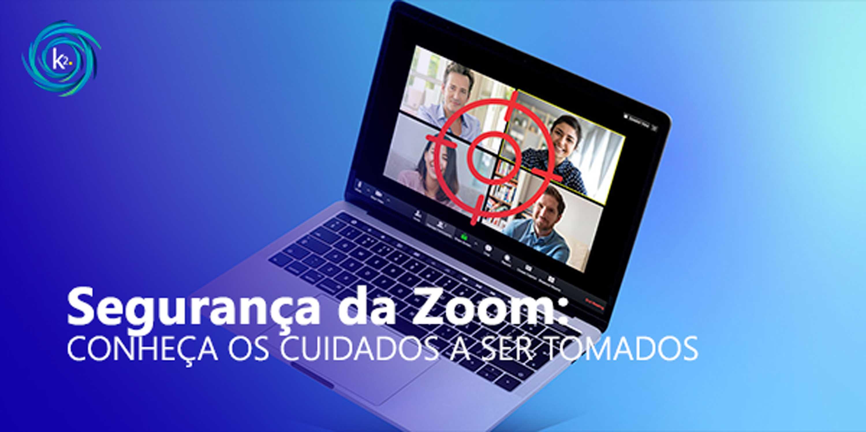 segurança da zoom